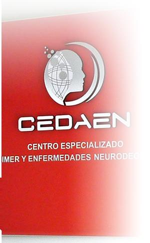 CEDAEN. Centro Especializado en Alzheimer y Enfermedades Neurodegenerativas