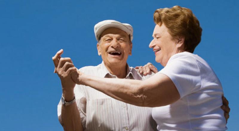 Beneficios del baile para personas mayores