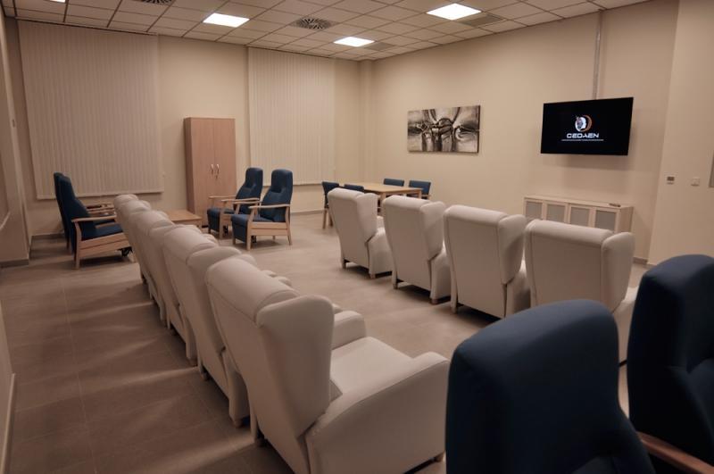 Residencias de ancianos y centros enfermos Alzheimer Jaen, CEDAEN